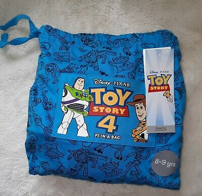 £3 • Buy New .Toy Story Pyjames In Bag 8/9 Year Old.