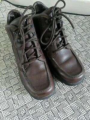 £17.66 • Buy Rockport Men Shoes Size 10 Hiking Style Boots Great Condition Waterproof Leather