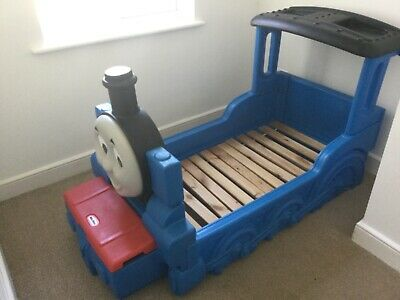 £75 • Buy Little Tikes Thomas The Tank Engine Toddler Bed Frame. Collection Only.