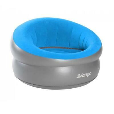 £19.99 • Buy Vango Inflatable Tub Camping / Festival Chair - Blue