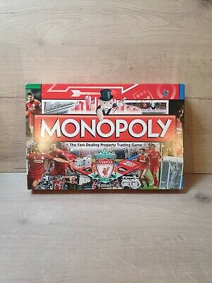 £6.99 • Buy Monopoly Liverpool Football Club Edition 2011 *Complete*