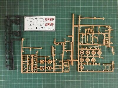 £2.50 • Buy Airfix 1:32 Scale Rommel's Half Track Sd Kfz 250/3 - STARTED/SPARES
