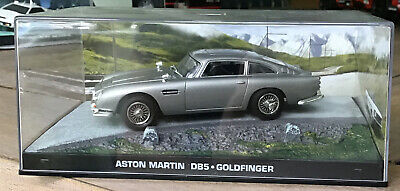 £5 • Buy ASTON MARTIN DB5 James Bond 007 Car Collection, Goldfinger. 1/43 Unopened In Box