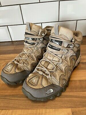 £49.95 • Buy The North Face TNF-68 Leather Gortex Waterproof Hiking Walking Boots Womens Uk 8