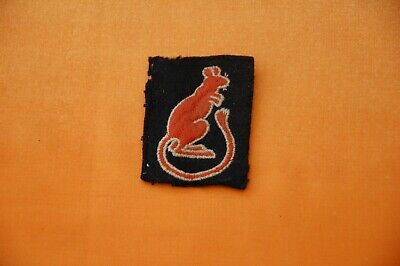 £14.99 • Buy WW2 Vintage 7th Armoured Division Desert Rats Formation Patch