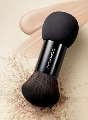 £10.49 • Buy MAC Cosmetics Brand New Dual Ended Foundation Brush