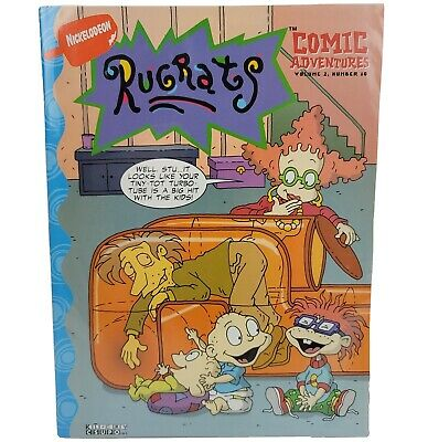 £24.78 • Buy Rugrats Comic Adventures Volume 2 No. 10  - 1998 -NEW In Protective Sleeve -Mint
