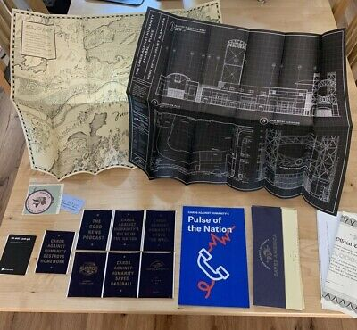 AU45 • Buy Cards Against Humanity Saves America - Limited Edition - Complete Set