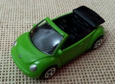 $ CDN4.25 • Buy Vintage Realtoy VW New Beetle Green Made In China