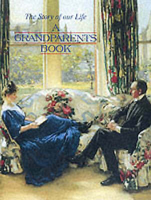 £1 • Buy A Grandparents Book: The Story Of Our Life (Hardcover, 2000)
