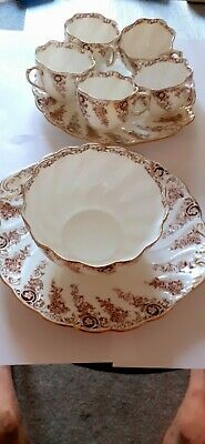 £18.50 • Buy Tea Set,Bowl,Cups,Plates,Lovely Antique  Italy Pattern
