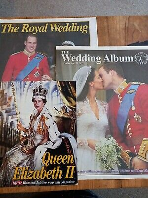 £2.50 • Buy Royal Wedding And Jubilee Souvenirs