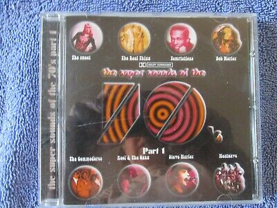 £2 • Buy 'The Super Sounds Of The 70's' Part 1, CD (Various Artists)