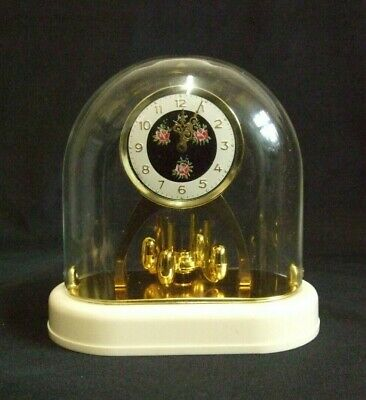 £12 • Buy Staiger Vintage Dome 8 Day Anniversary Clock In Working Order.