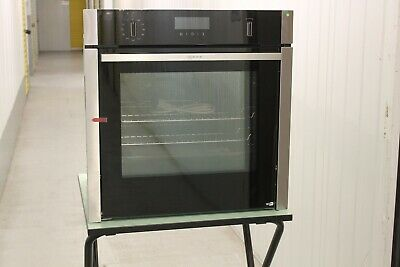 £595 • Buy Neff B6ACH7HH0B Slide&Hide Built-in Single Pyrolytic Oven, Stainless Steel