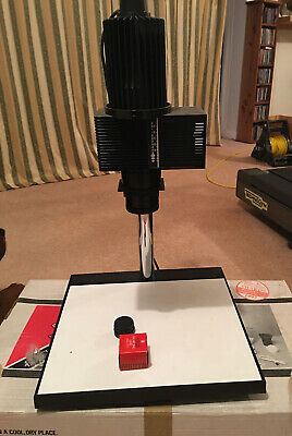 £35 • Buy Paterson VVC 35 Black & White Photographic Enlarger With Lens