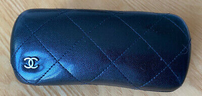 £15 • Buy Genuine Black Chanel Spectacles/Sunglasses Case With Box