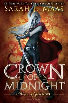 $2 • Buy Throne Of Glass Ser.: Crown Of Midnight By Sarah J. Maas (2014, Trade Paperback)
