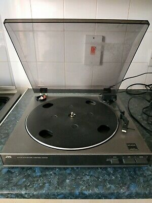 £34.99 • Buy Vintage JVC AL-E45TN Fully Auto Return Turntable Record Player Phono Tested