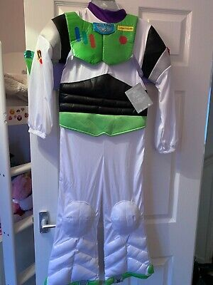 £20 • Buy Disney Store Buzz Lightyear Dress Up Costume Brand New With Tags