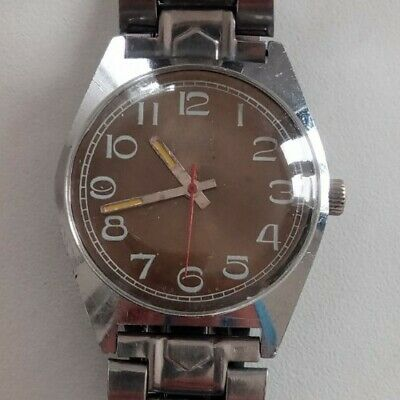 £19.99 • Buy Soviet Watch Poljot In Very Good Condition, Mechanical - Ideal Condition