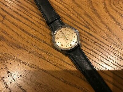 £70 • Buy Early Eterna-matic Wrist Watch. Dated 1949. Working Rare And Collectible