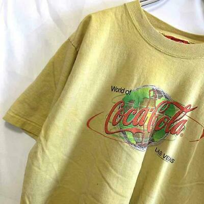 £36.81 • Buy Made In Usa Advertising T-Shirt Coca Cola Second-Hand Boy Girl Used Clothes
