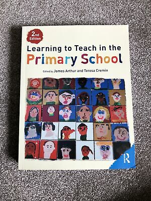 £1.50 • Buy Learning To Teach In The Primary School 2010 Edition