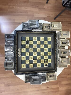 £125 • Buy Eaglemoss Lord Of The Rings Chess Set 1 - Missing Issue 32. 27 Figures Boxed