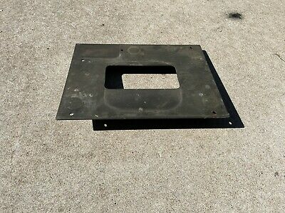 $25 • Buy M151 M151A1 M151A2 Army Jeep RT-524 246 MT-1029 Sponson Mounting Plate