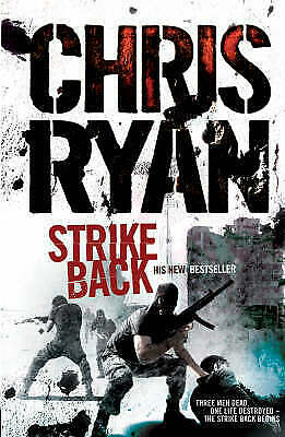 £9.99 • Buy Strike Back By Chris Ryan (Hardcover, 2007) - First Edition And Signed By Author