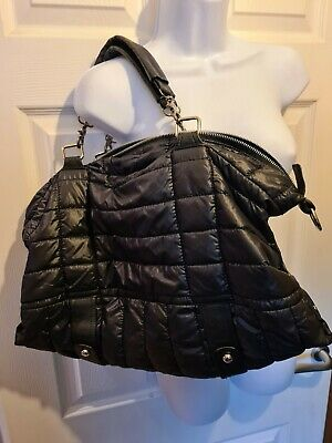 £14.99 • Buy Max&co By Maxmara Shoulder Bag Women Puffer Quilted Large Bag