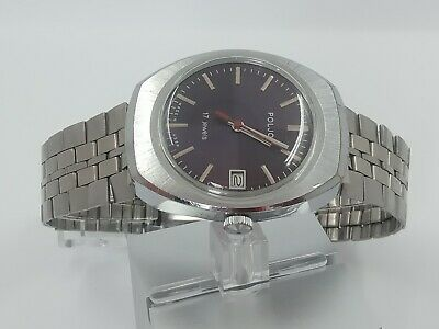 £29 • Buy Soviet Watch Poljot In Very Good Condition, Mechanical - Ideal Condition