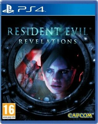 £8.99 • Buy Resident Evil Revelations PS4 - Excellent Condition No Scratches Or Marks