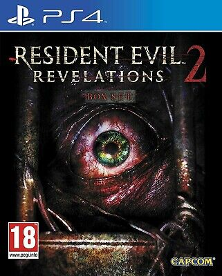 £8.99 • Buy Resident Evil Revelation 2 PS4 - Excellent Condition No Scratches Or Marks