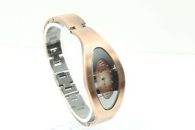 £18 • Buy Ladies  Oval - Brushed Copper Look  Watch - Collectable