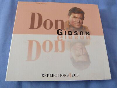 £7 • Buy Don Gibson Reflections  - 2 Cd Set