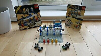 £12.50 • Buy Vintage Lego Classic Space,space Supply Station 6930,inc Instructions And Box.