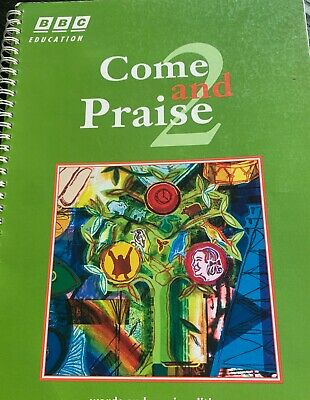 £1.40 • Buy Come And Praise 2, Words And Music Edition,