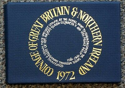 £7 • Buy 1972 Coinage Of Great Britain & Northern Ireland Royal Mint Proof Set