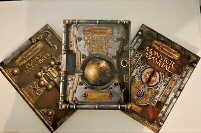 AU127.30 • Buy Dungeons & Dragons 3.5 Player's Handbook Dungeon Masters Guide Monster Manual