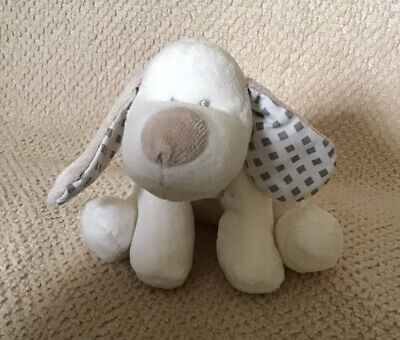 £24.99 • Buy M&P Mamas And Papas Dylan Puppy Dog Small Soft Toy Blankie Comforter 15cm