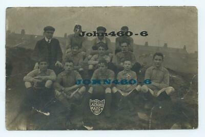 £4.99 • Buy  RPPC Alford Football Team 1907 Unposted