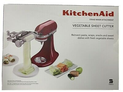 £53.09 • Buy KitchenAid Vegetable Sheet Cutter Stand Mixer Attachment KSMSCA
