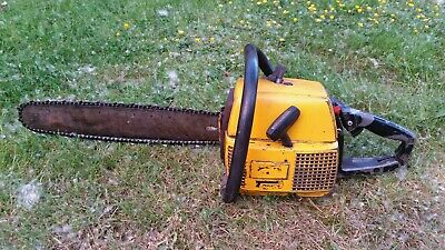 £139.99 • Buy Vintage Collectable PARTNER R517 R522 R523??? Professional Petrol Chainsaw 1970s