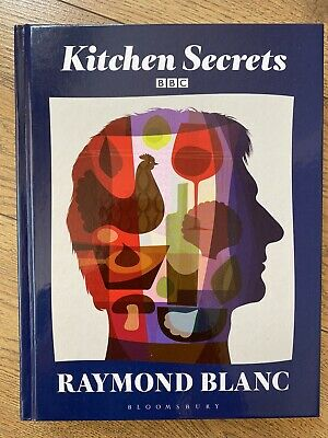 AU3.66 • Buy Kitchen Secrets By Raymond Blanc (Hardcover Book) **SIGNED BY THE AUTHOR !!!**