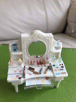 £10.99 • Buy Sylvanian Families - Cosmetic - Beauty Set - Dressing Table
