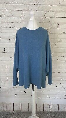 £19.99 • Buy M&S MARKS AND SPENCER 100% Cashmere Ladies Jumper XXL 18 UK