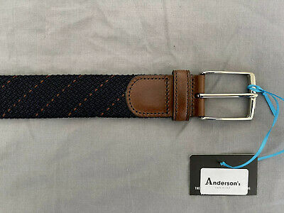 £43 • Buy Mens Anderson's Belt. Brand New; Marked Size 100cm