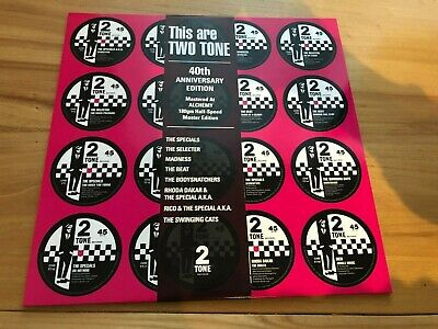 £26.99 • Buy Various Artists - This Are Two Tone (Half Speed Master) Vinyl LP RSD2020 EX/EX